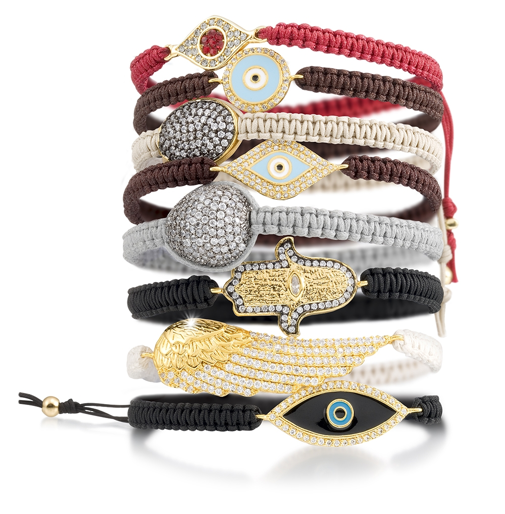 Bracelets Stacked • Chris Adyniec
