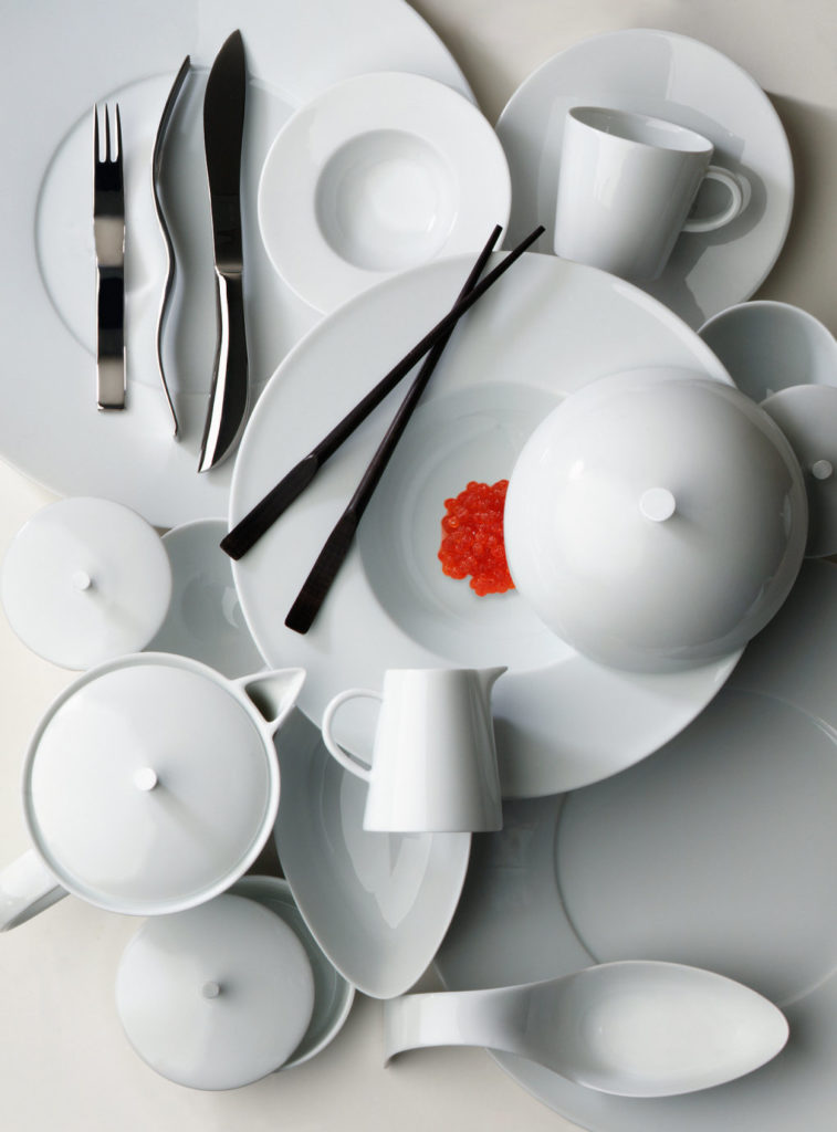 White Plates • Chris Adyniec