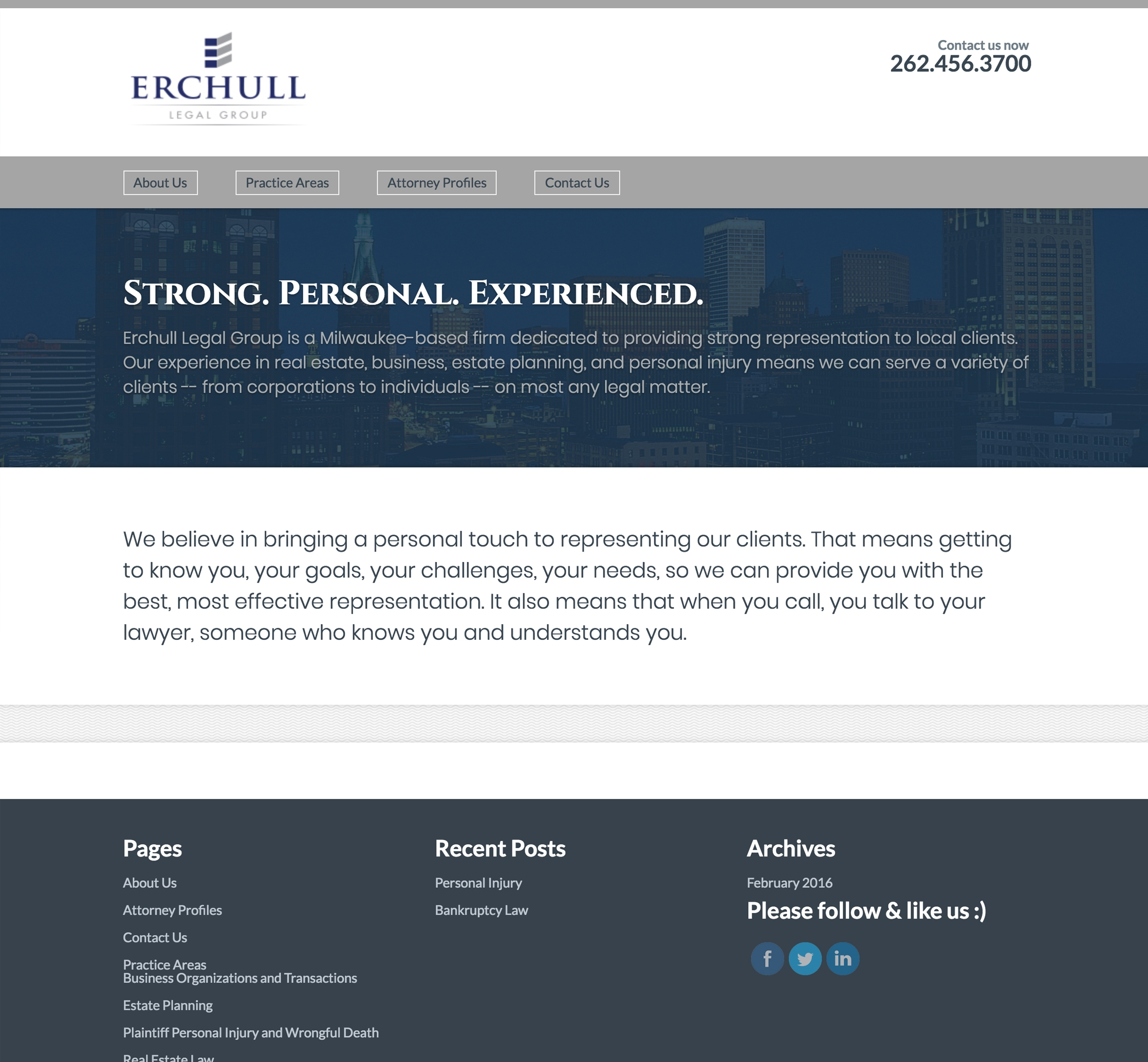 Erchull Legal Group