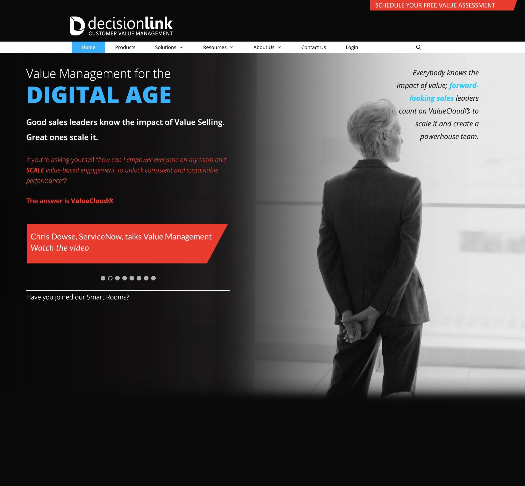 Websites_DecisionLink_2